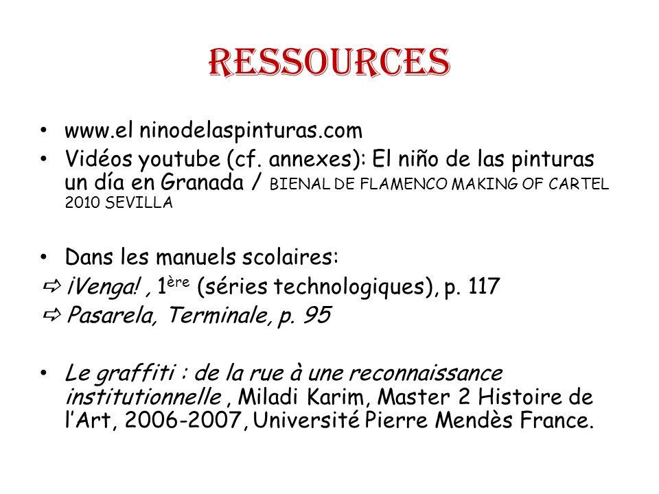 Ressources www.el ninodelaspinturas.com