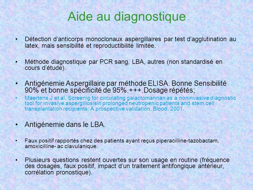 Aide au diagnostique