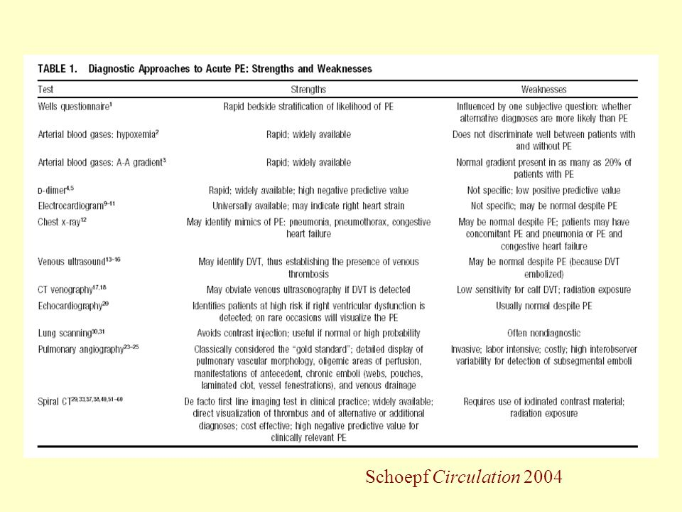 Schoepf Circulation 2004