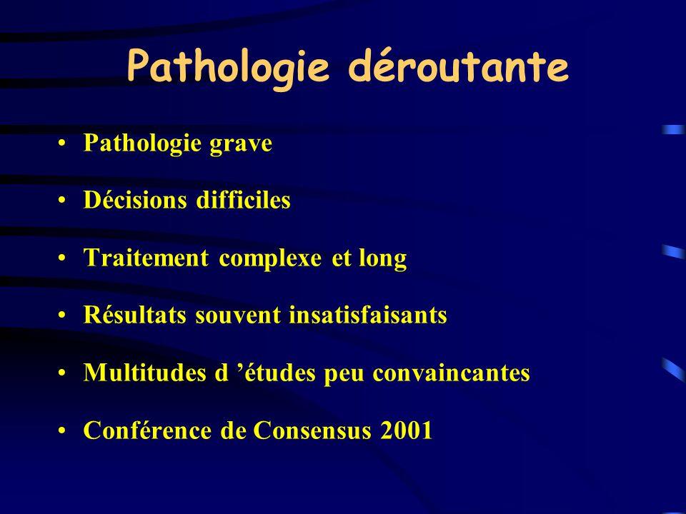 Pathologie déroutante