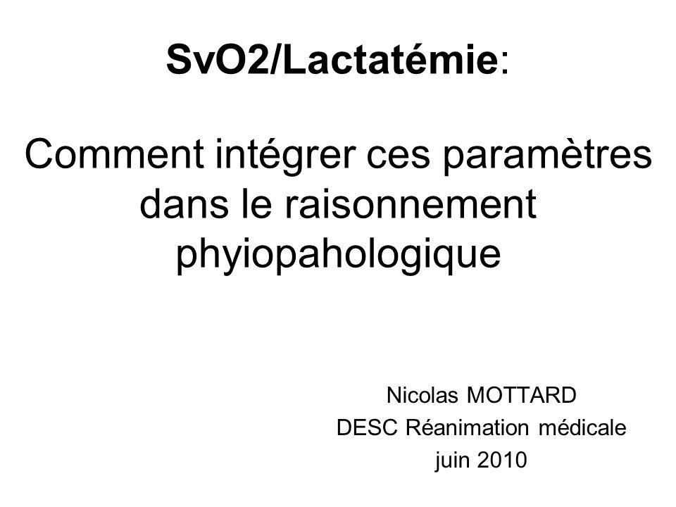 Nicolas MOTTARD DESC Réanimation médicale juin 2010