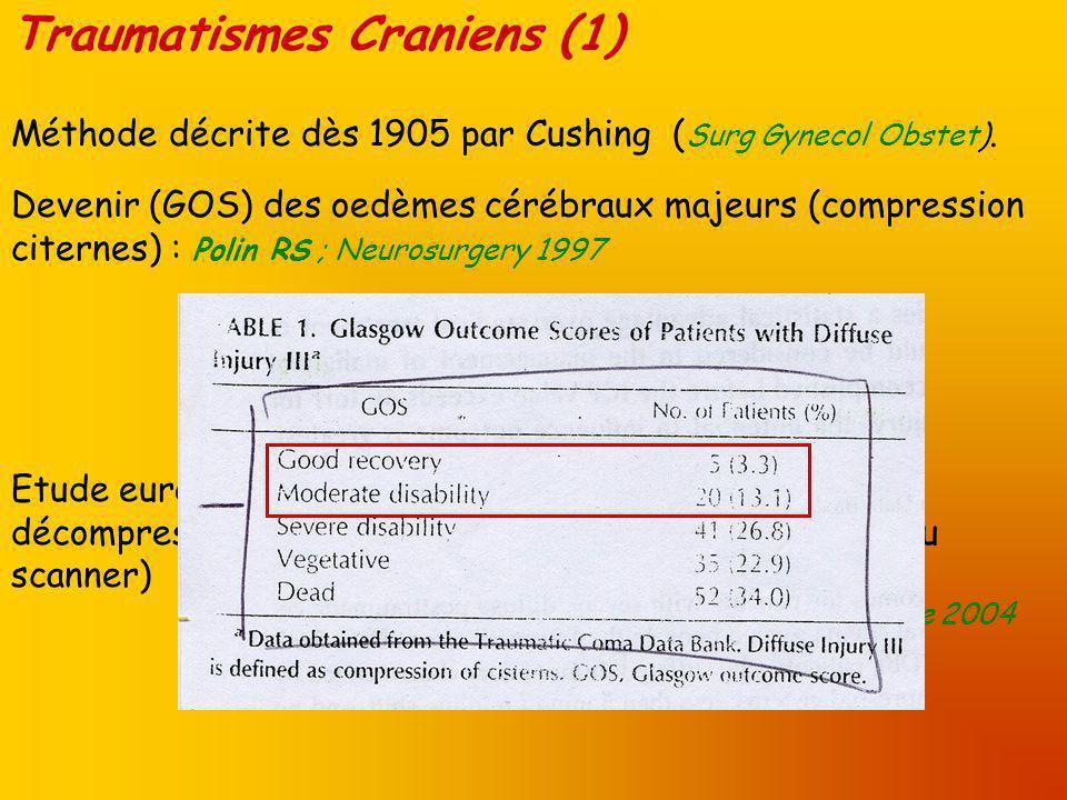 Traumatismes Craniens (1)