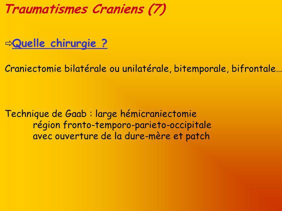 Traumatismes Craniens (7)