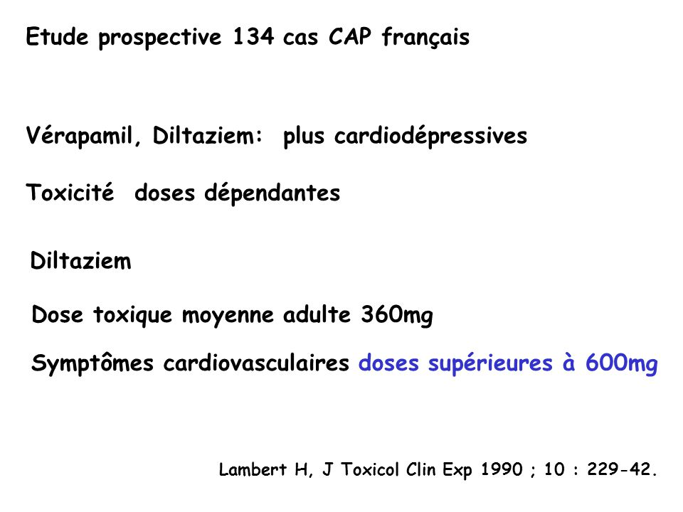 Etude prospective 134 cas CAP français