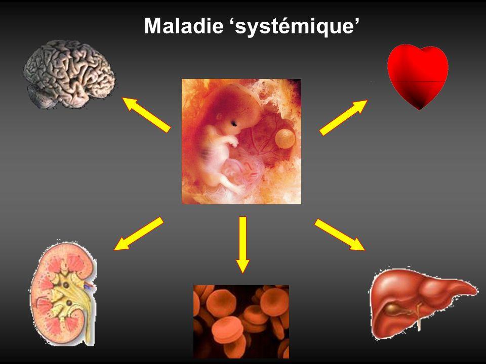 Maladie 'systémique'