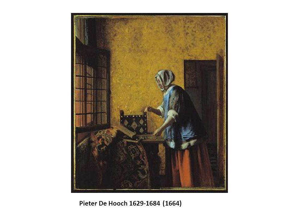 Pieter De Hooch 1629-1684 (1664)
