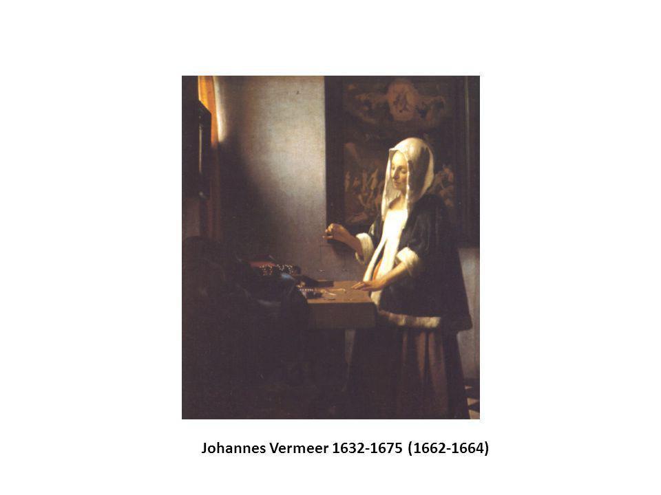 Johannes Vermeer 1632-1675 (1662-1664)