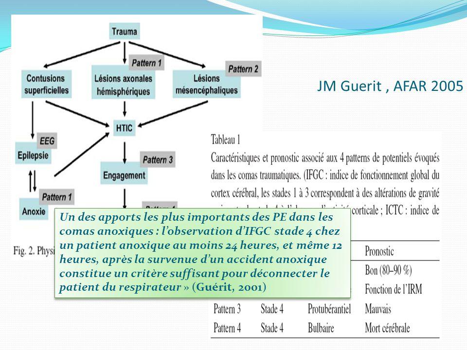 JM Guerit , AFAR 2005