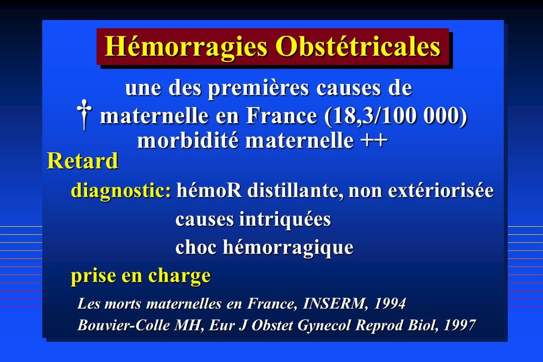 † maternelle en France (18,3/100 000)