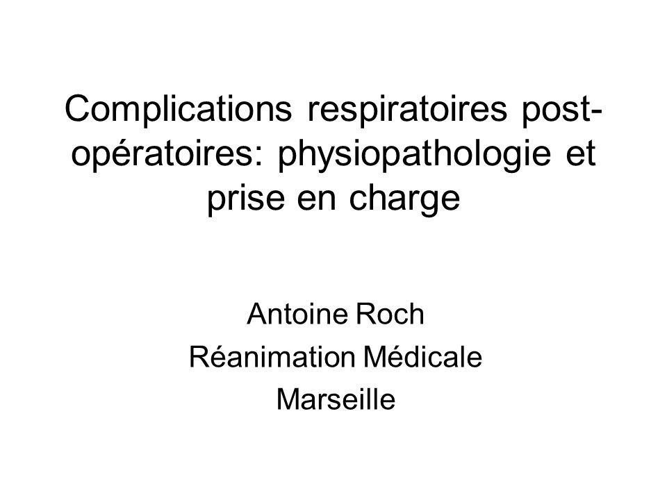 Antoine Roch Réanimation Médicale Marseille