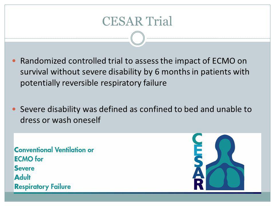 CESAR Trial