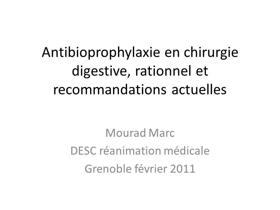 Mourad Marc DESC réanimation médicale Grenoble février 2011