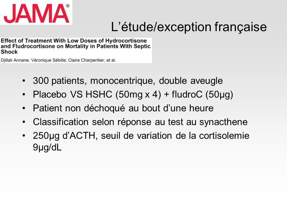 L'étude/exception française