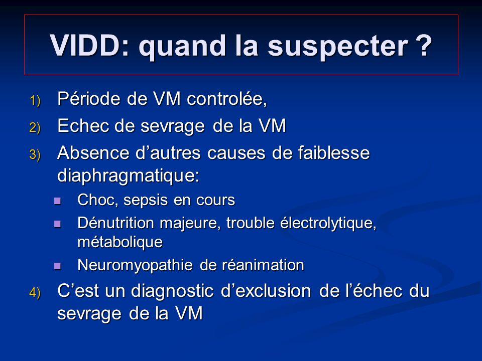 VIDD: quand la suspecter