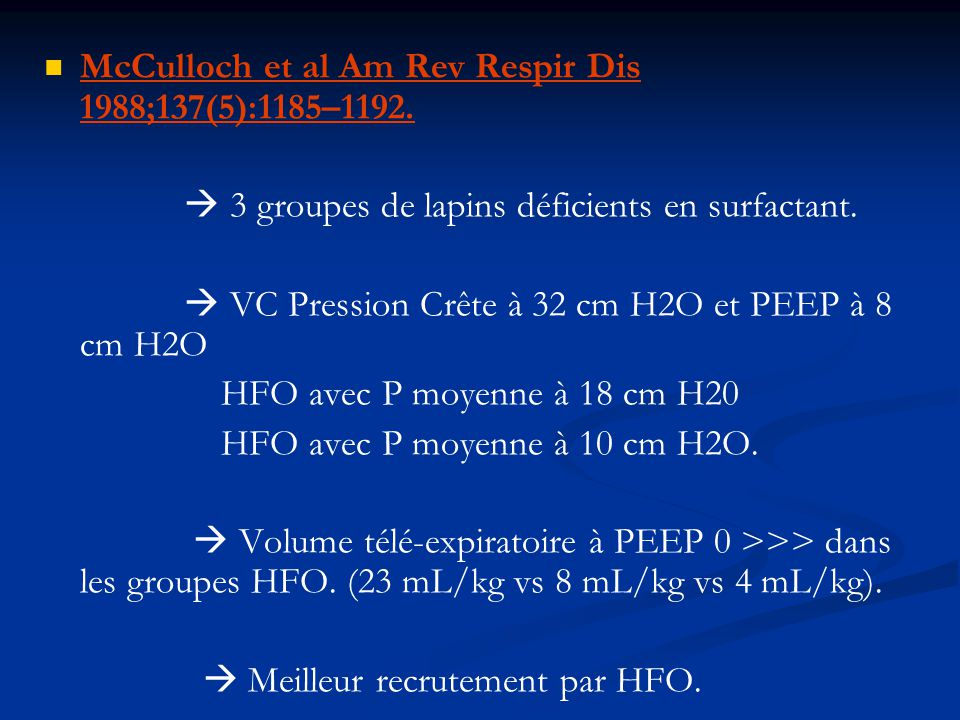 McCulloch et al Am Rev Respir Dis 1988;137(5):1185–1192.