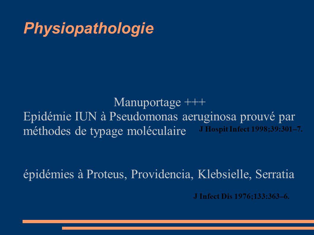 Physiopathologie Manuportage +++