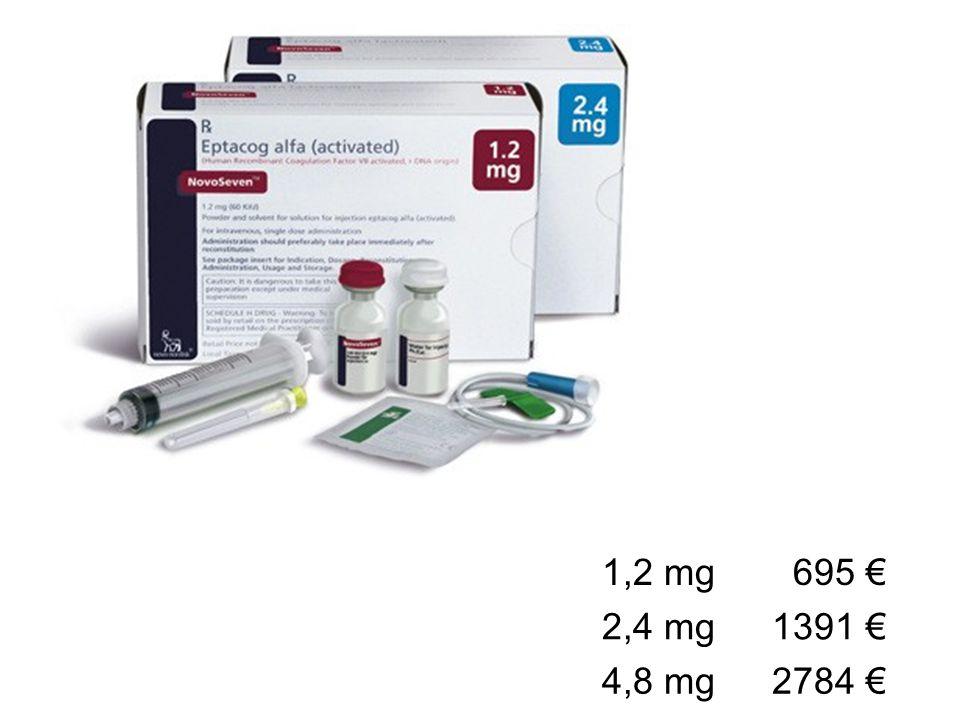 1,2 mg 695 € 2,4 mg 1391 € 4,8 mg 2784 €