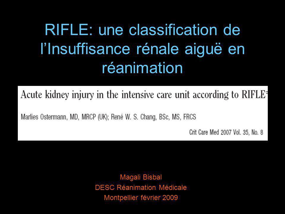 Magali Bisbal DESC Réanimation Médicale Montpellier février 2009