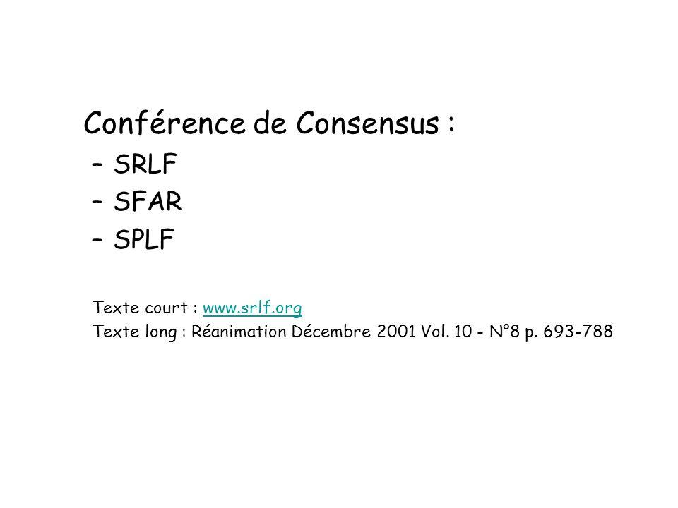 Conférence de Consensus :