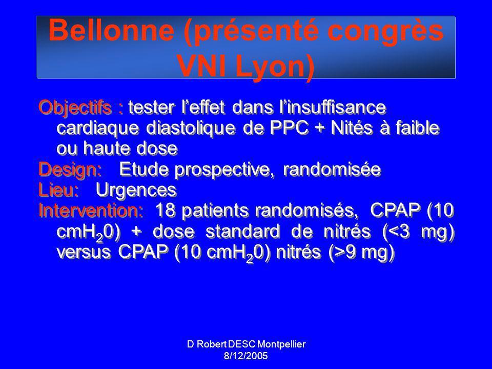 Bellonne (présenté congrès VNI Lyon)
