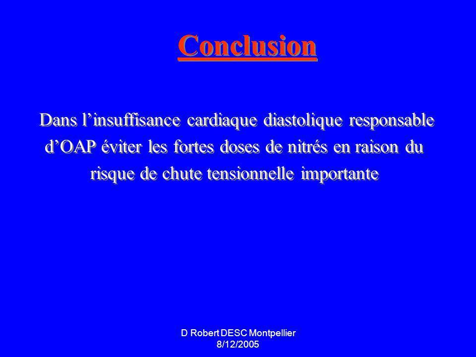 D Robert DESC Montpellier 8/12/2005