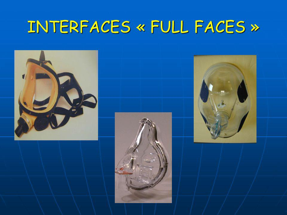 INTERFACES « FULL FACES »
