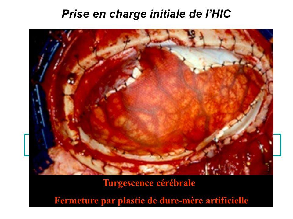 Prise en charge initiale de l'HIC