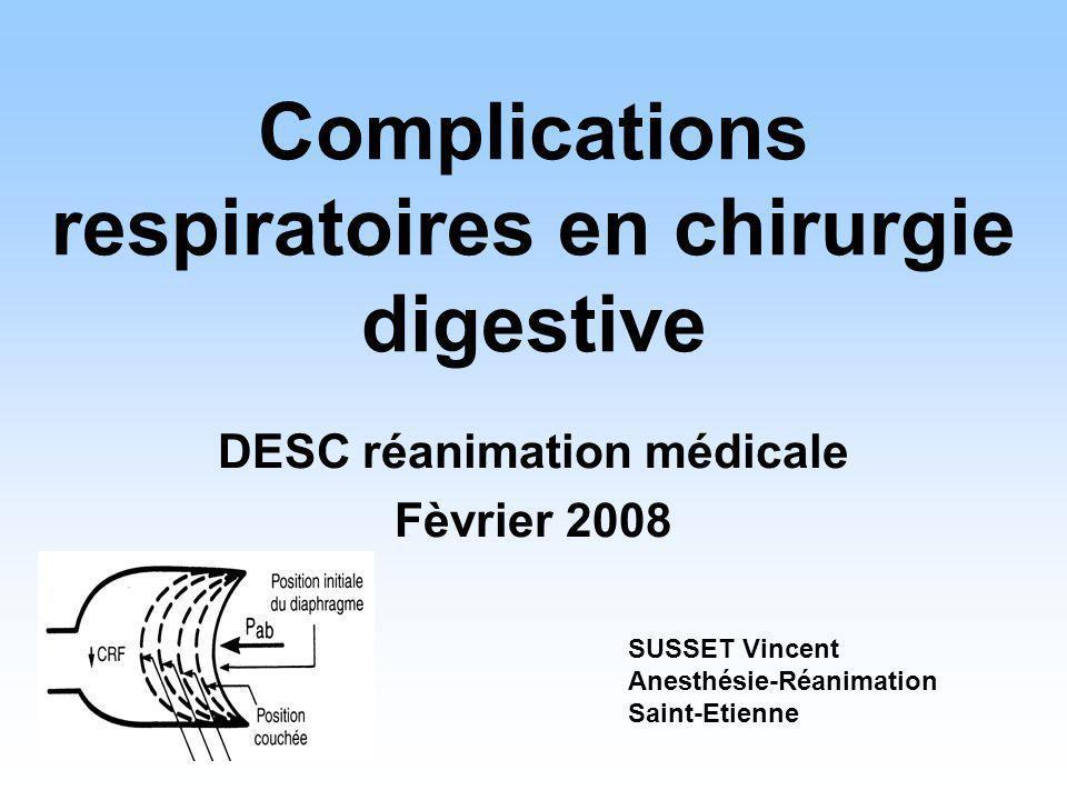 DESC réanimation médicale Fèvrier 2008