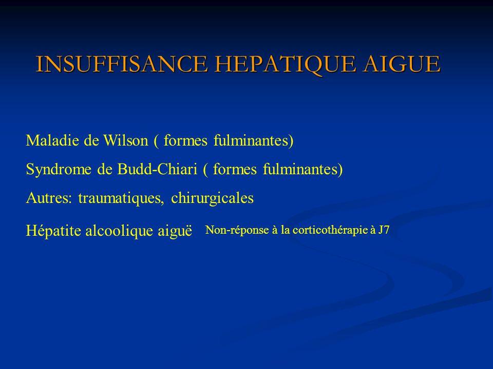INDICATIONS DE LA TRANSPLANTATION HEPATIQUE - ppt video