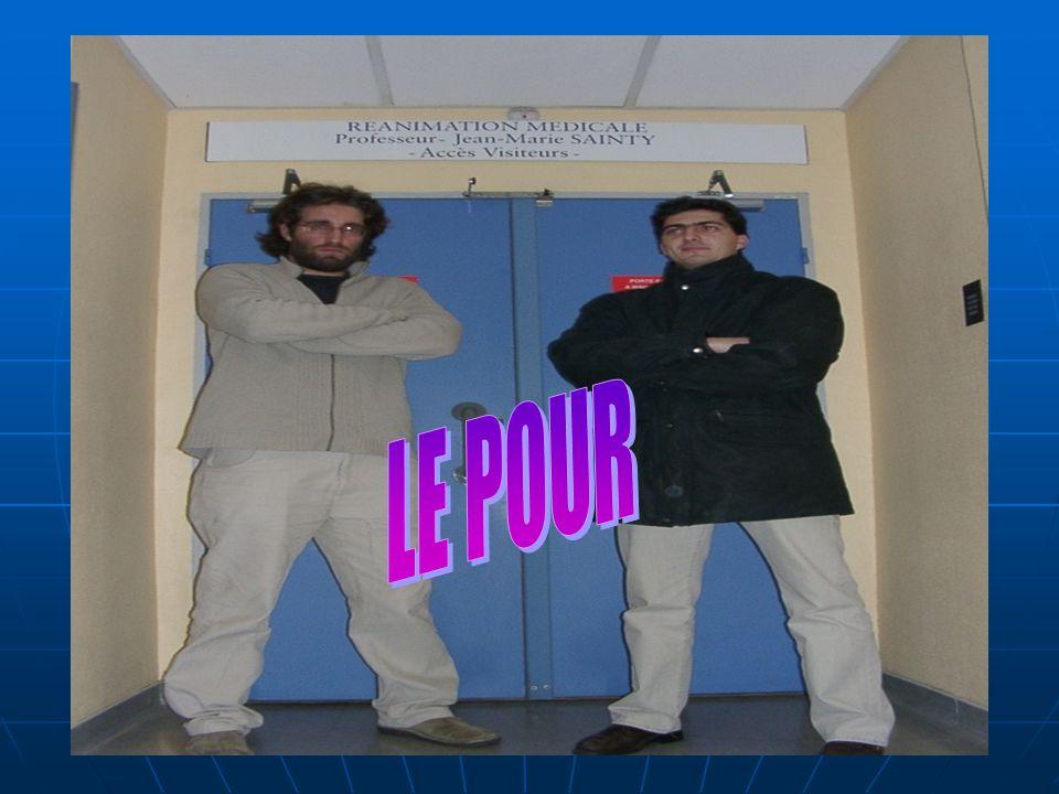 LE POUR