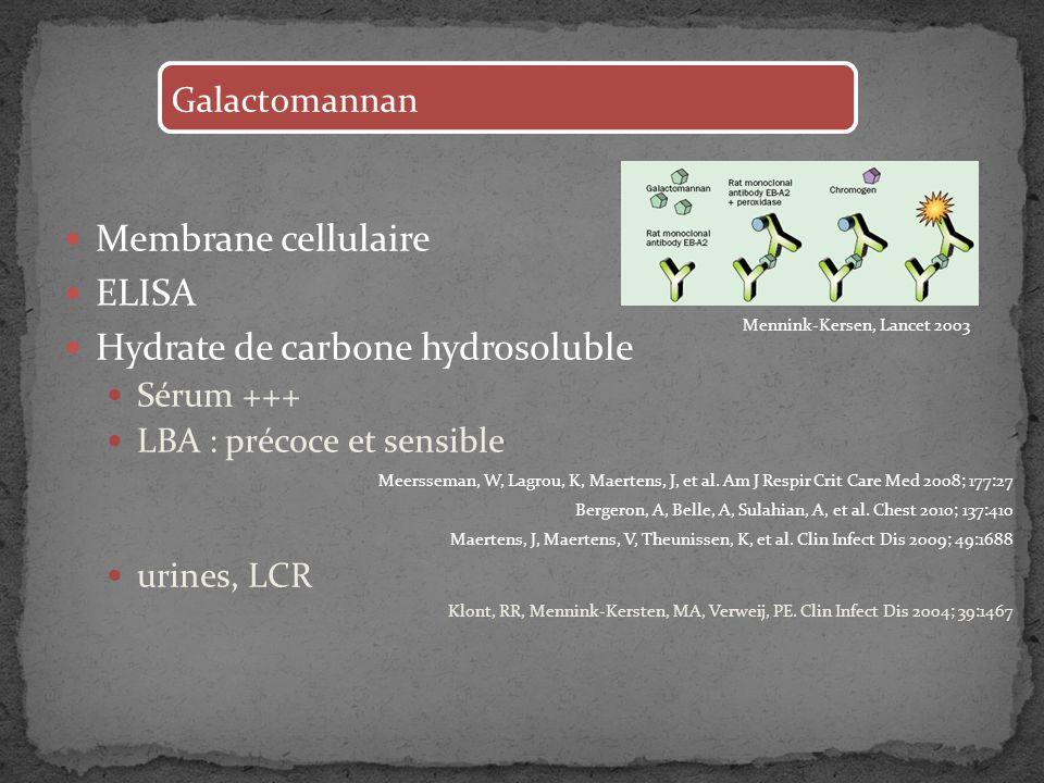 Hydrate de carbone hydrosoluble