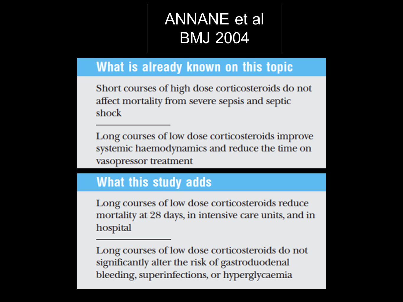 ANNANE et al BMJ 2004