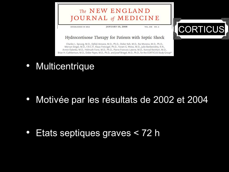 Motivée par les résultats de 2002 et 2004