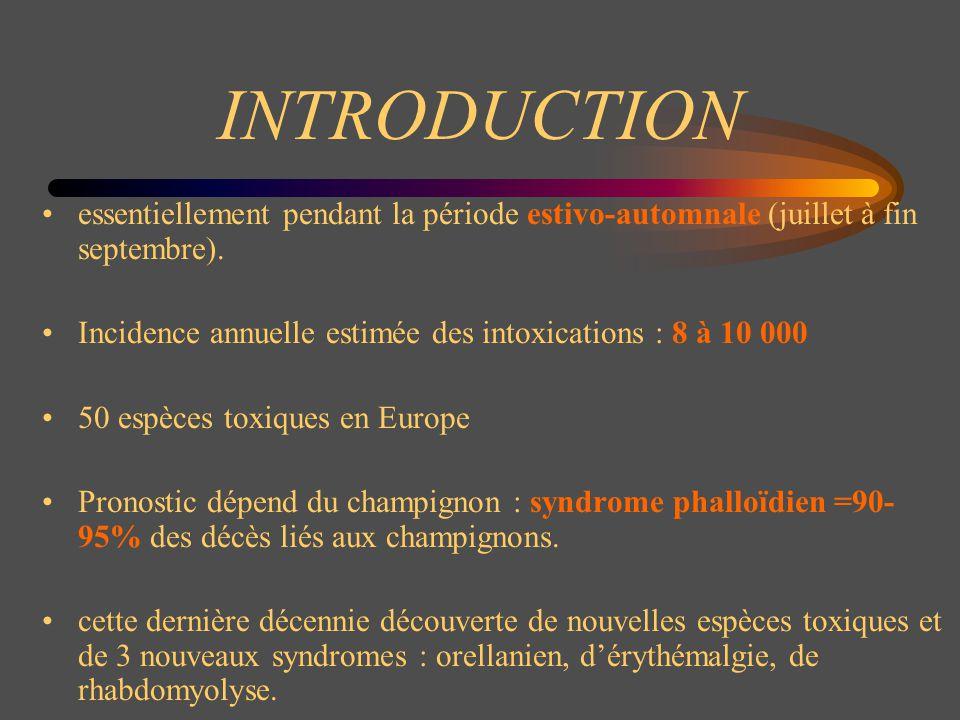 INTRODUCTION essentiellement pendant la période estivo-automnale (juillet à fin septembre).