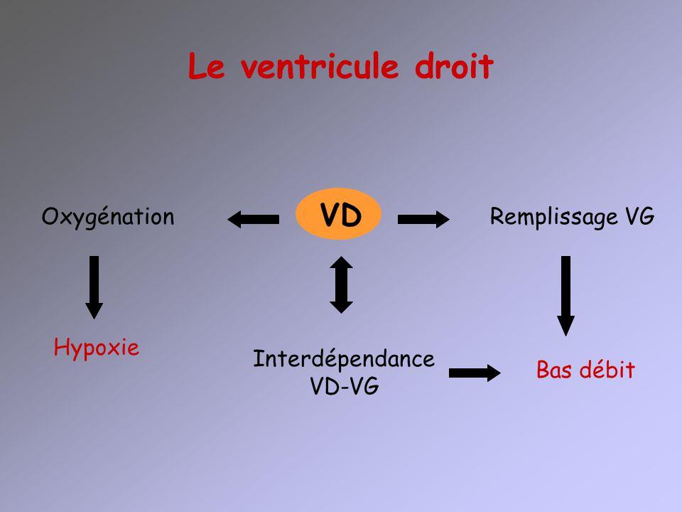 Interdépendance VD-VG