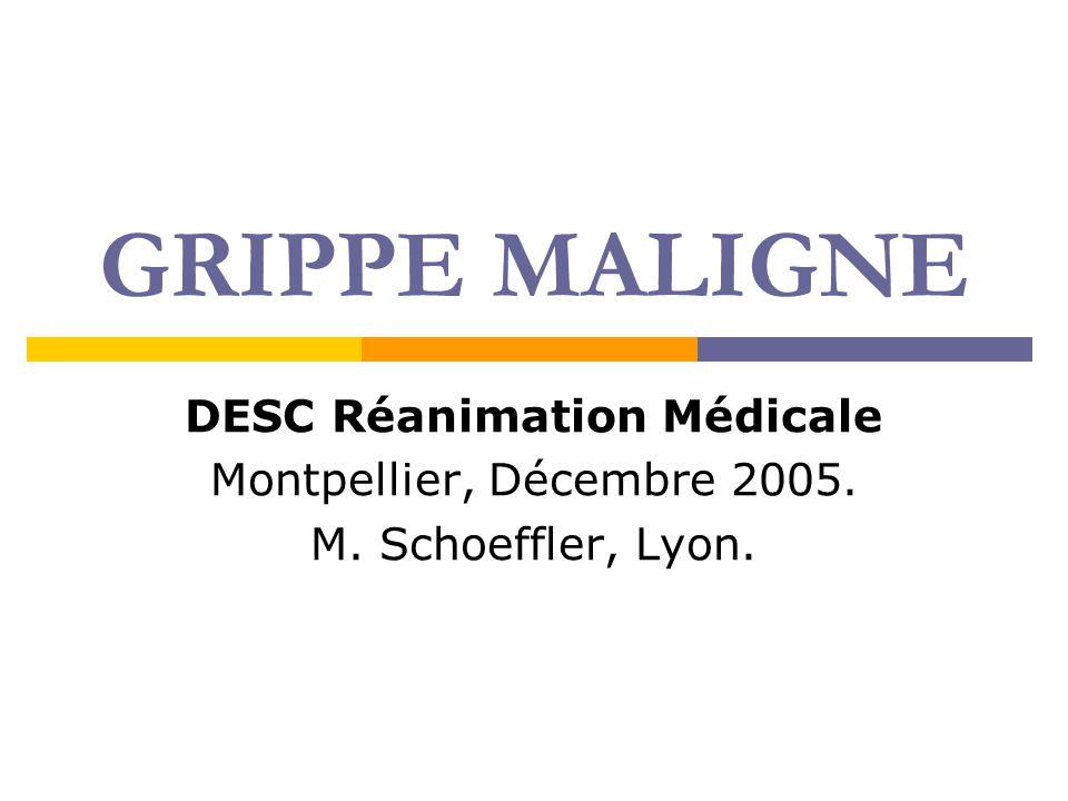 DESC Réanimation Médicale
