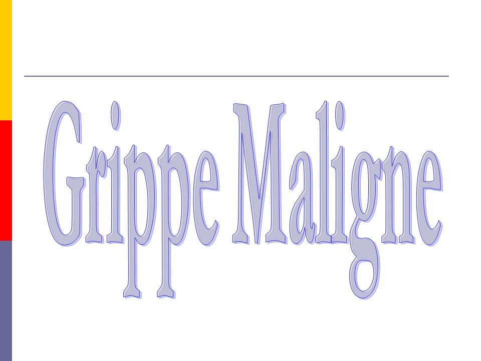 Grippe Maligne