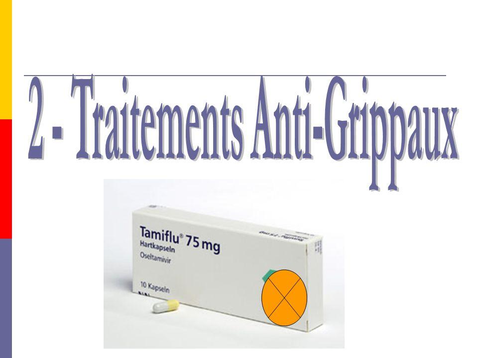 2 - Traitements Anti-Grippaux