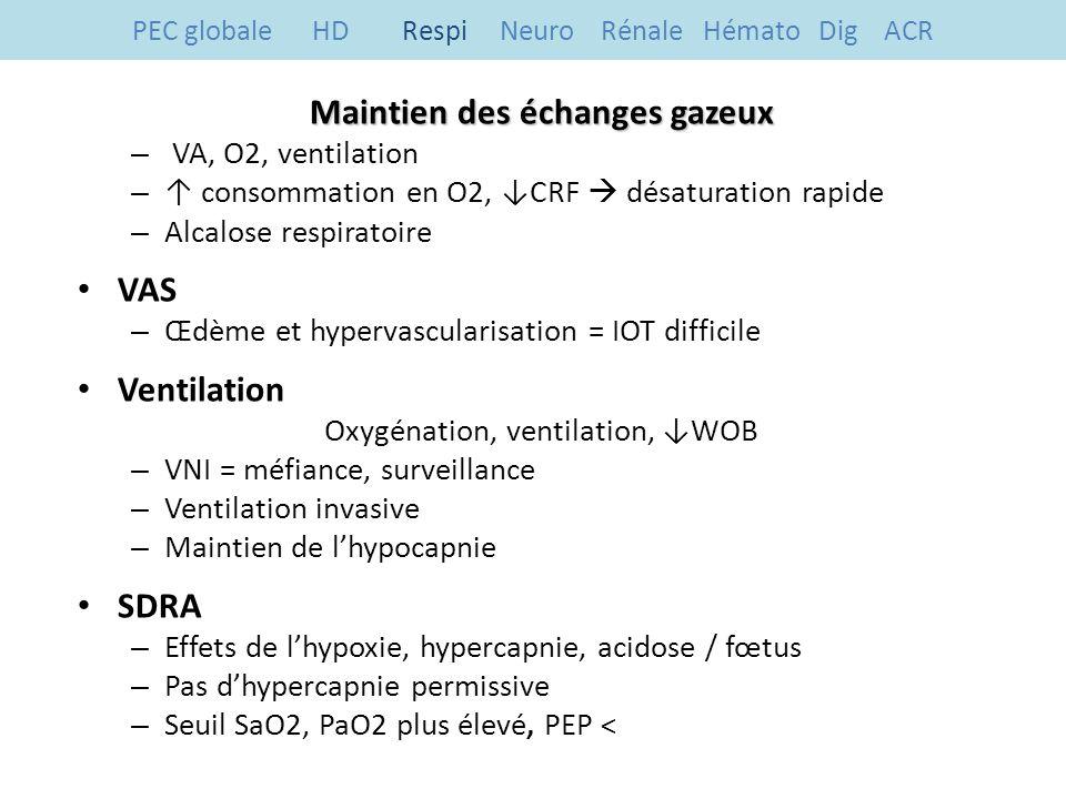 PEC globale HD Respi Neuro Rénale Hémato Dig ACR