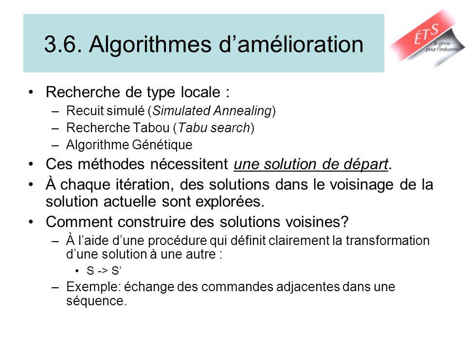 3.6. Algorithmes d'amélioration