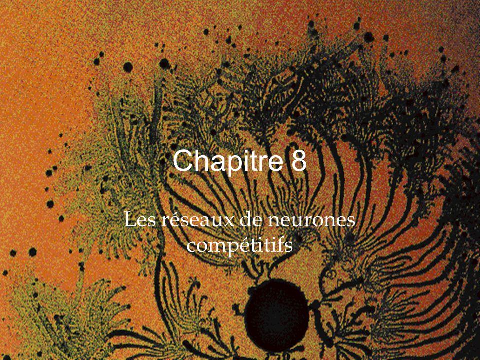 Les réseaux de neurones compétitifs