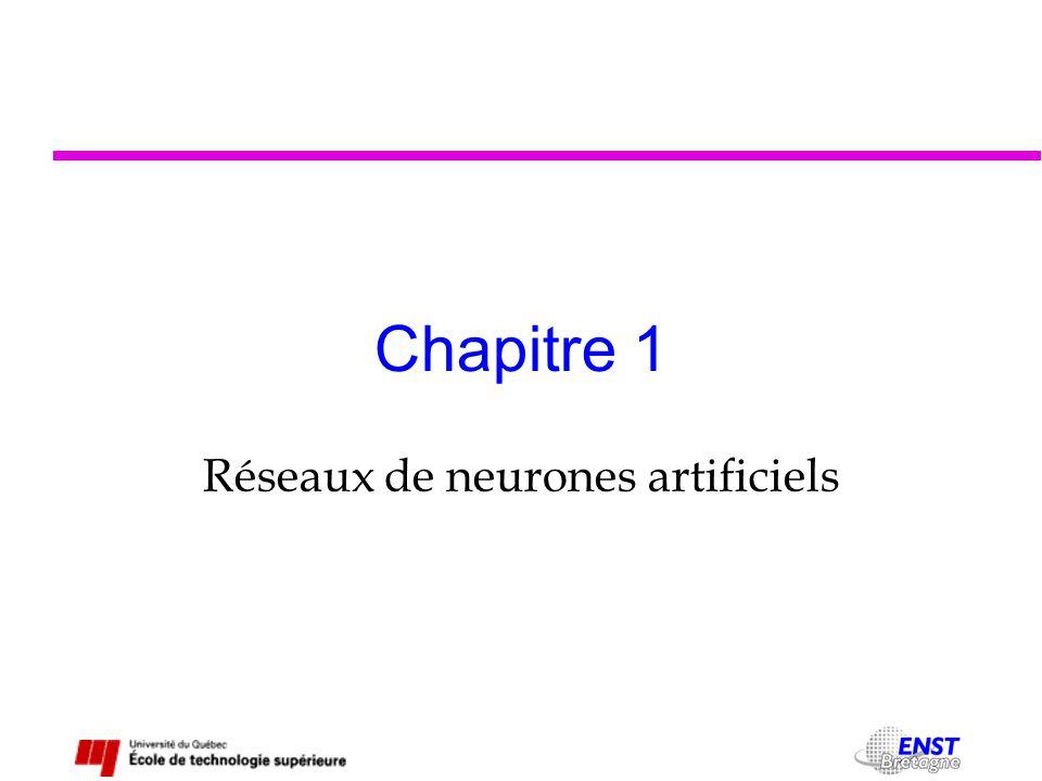 GPA-779 Réseaux de neurones artificiels