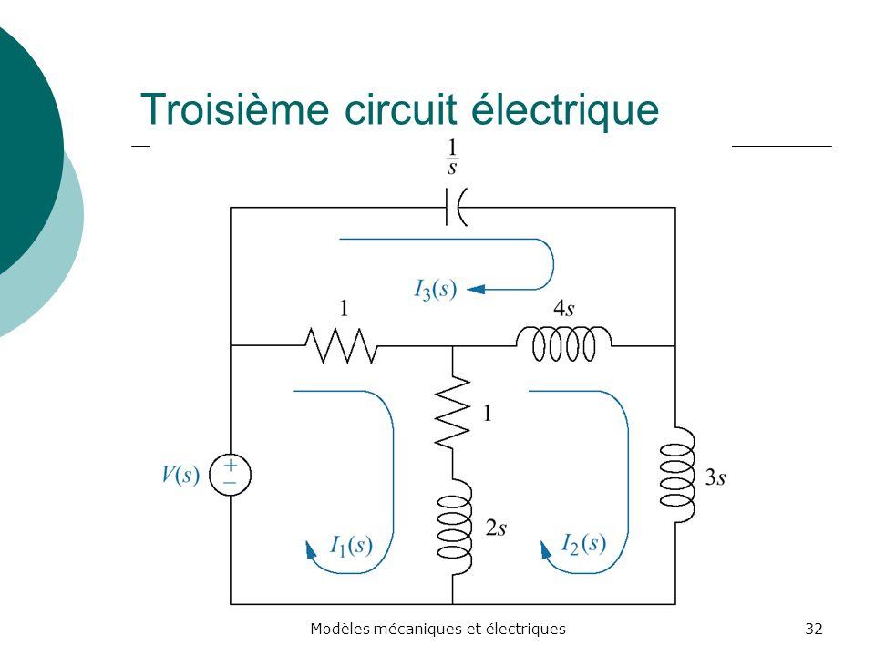 Troisième circuit électrique