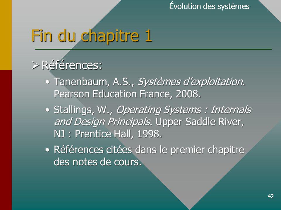 GPA435 - Systèmes d exploitation et programmation de système