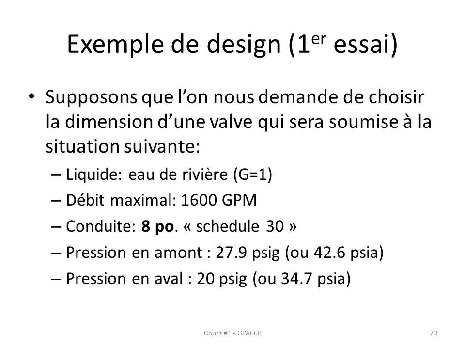 Exemple de design (1er essai)