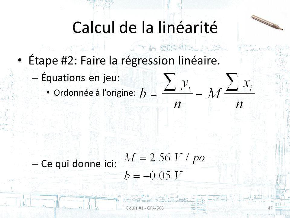 Introduction aux syst mes de mesure ppt video online t l charger - Calcul metre lineaire ...