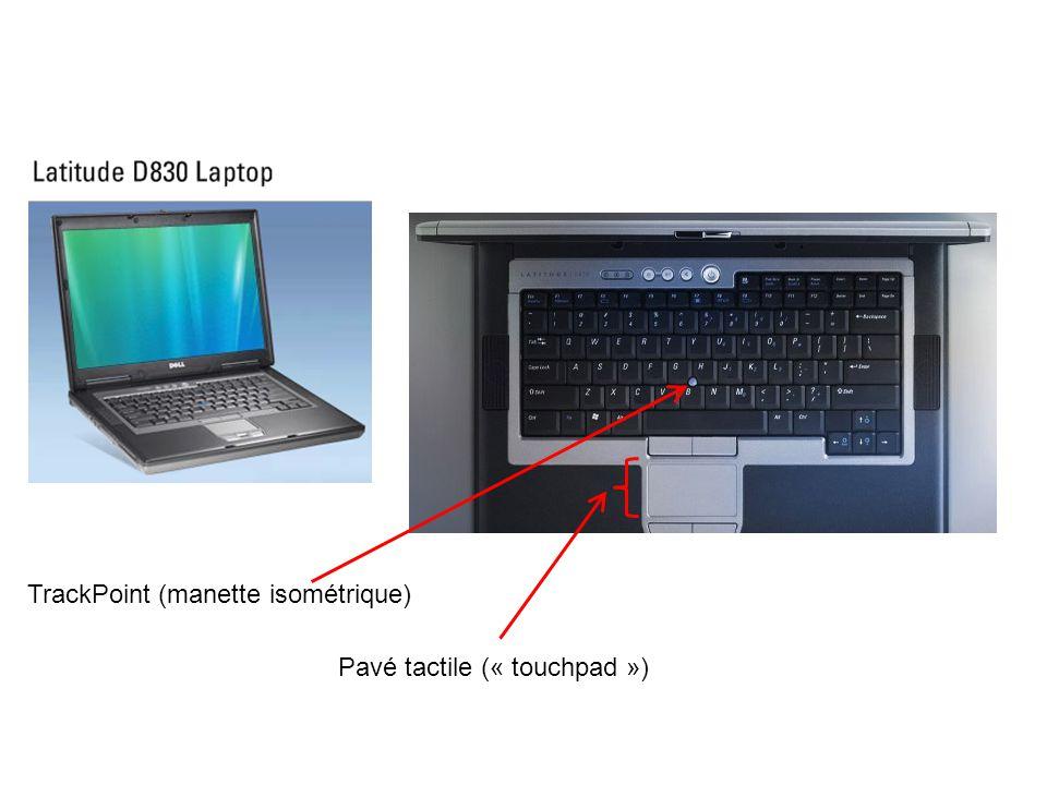 TrackPoint (manette isométrique)