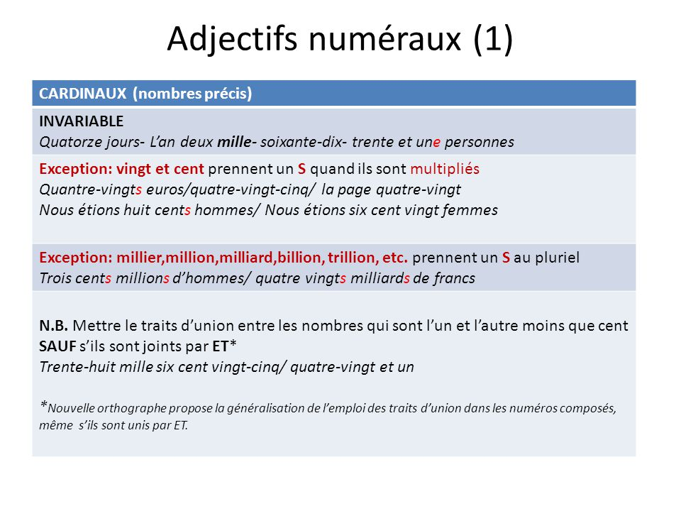 l u0026 39 adjectif