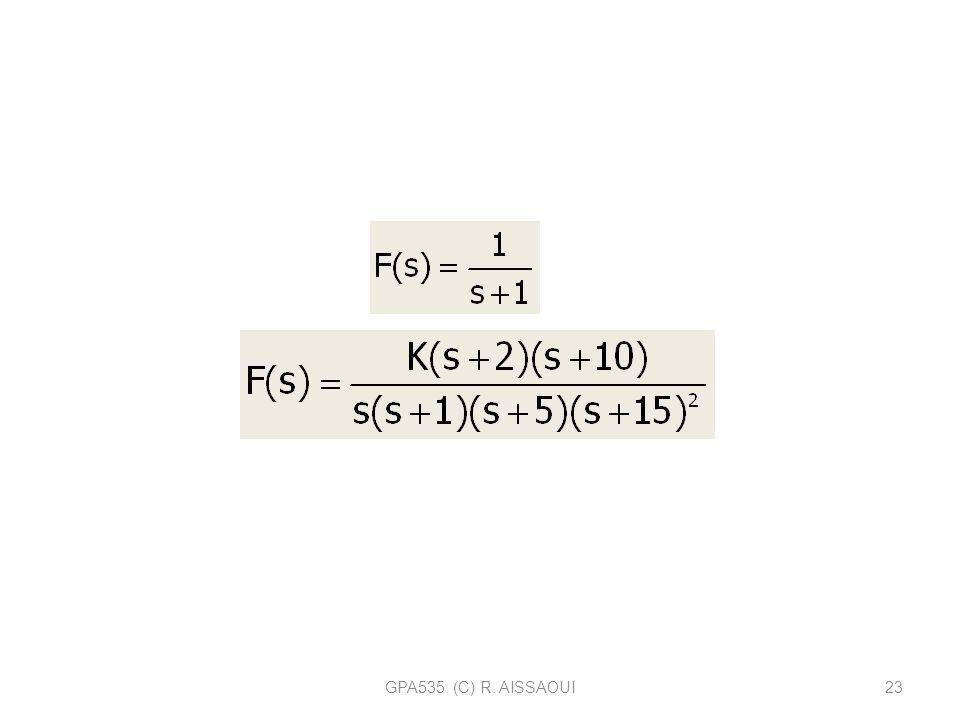 EXEMPLE DE FONCTION COMPLEXE