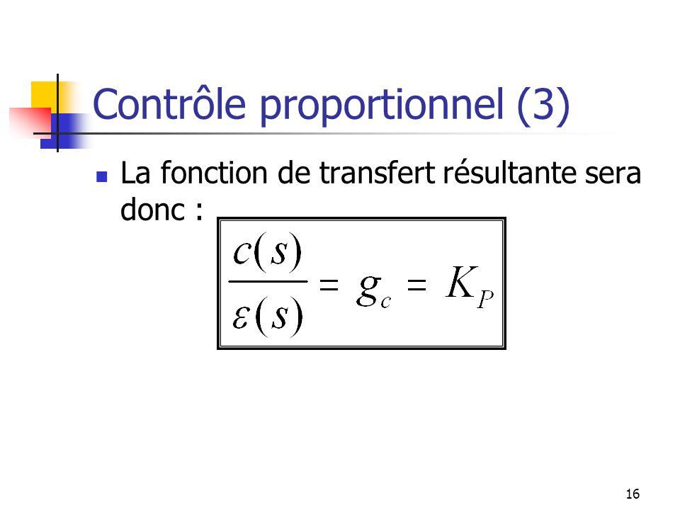 Contrôle proportionnel (3)